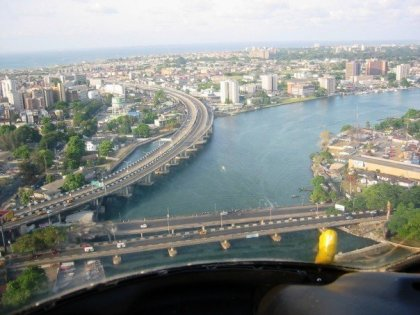 Lagos Nigeria. Photo credit: Nairaland.com