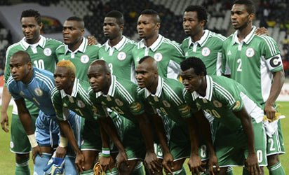 Super Eagles 9