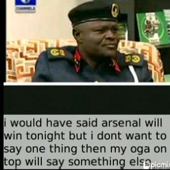 My Oga at the Top 2