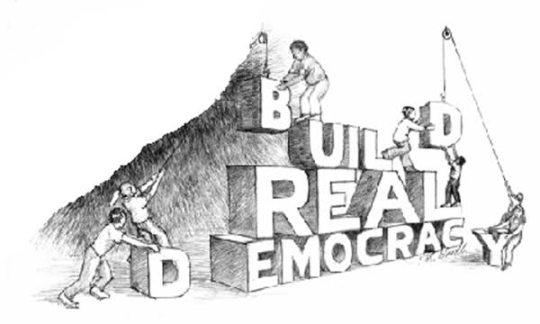 Build Real Democracy