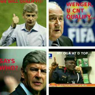 My Oga at the Top 4