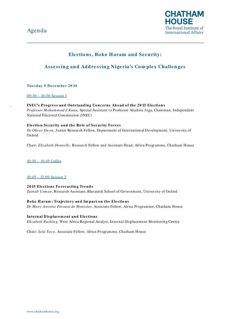Chatham House_20141209NigeriaAgendaUpdate-page-001